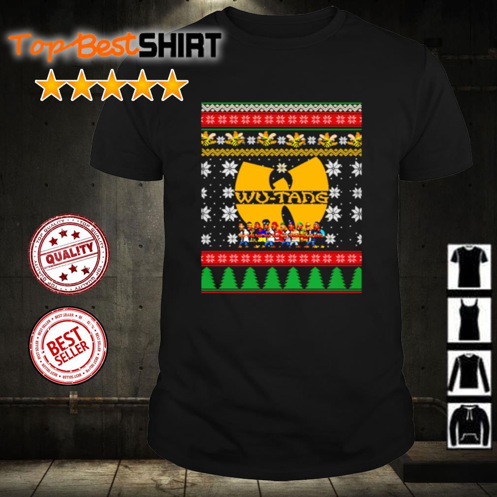 Wu Tang Christmas shirt