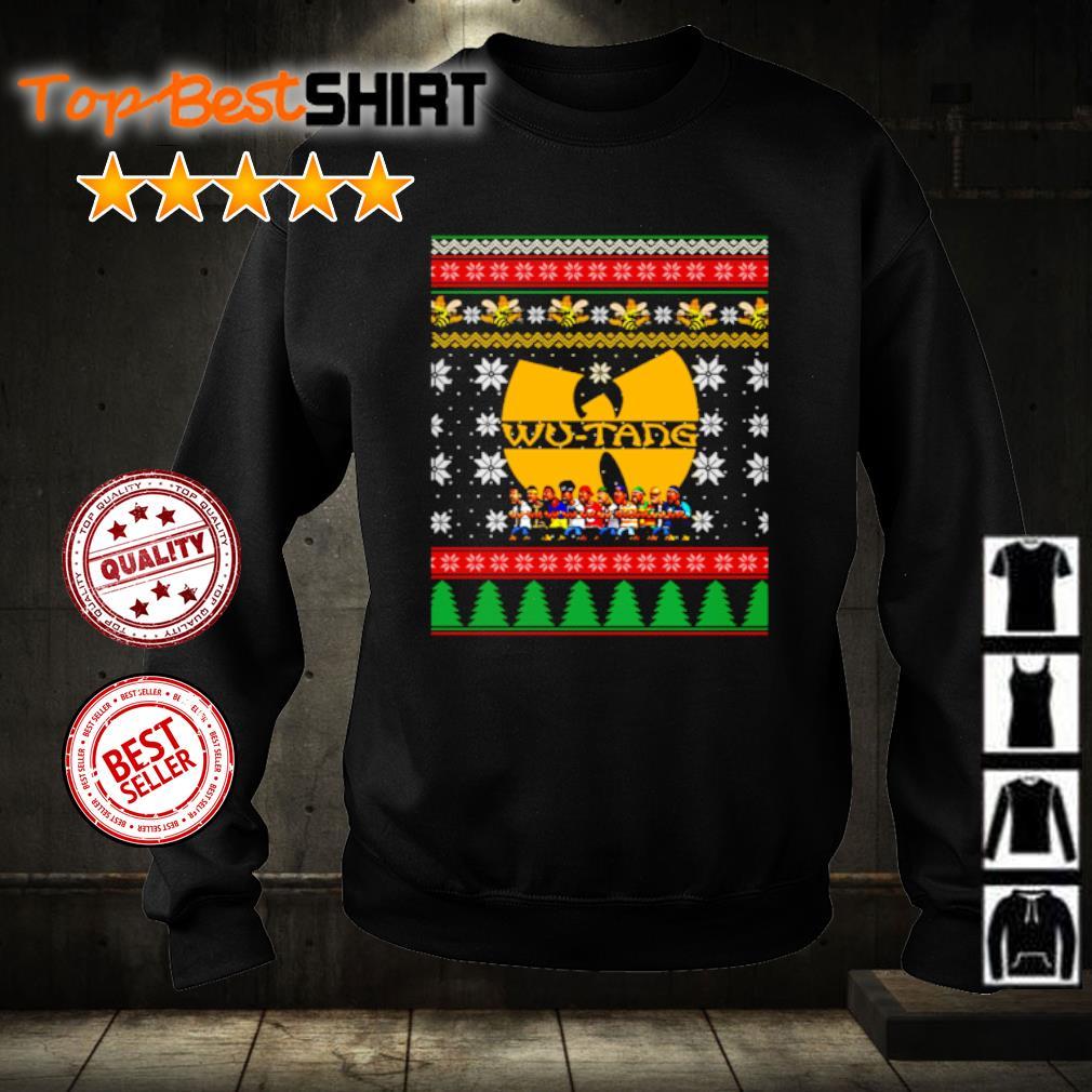 Wu Tang Christmas s sweater