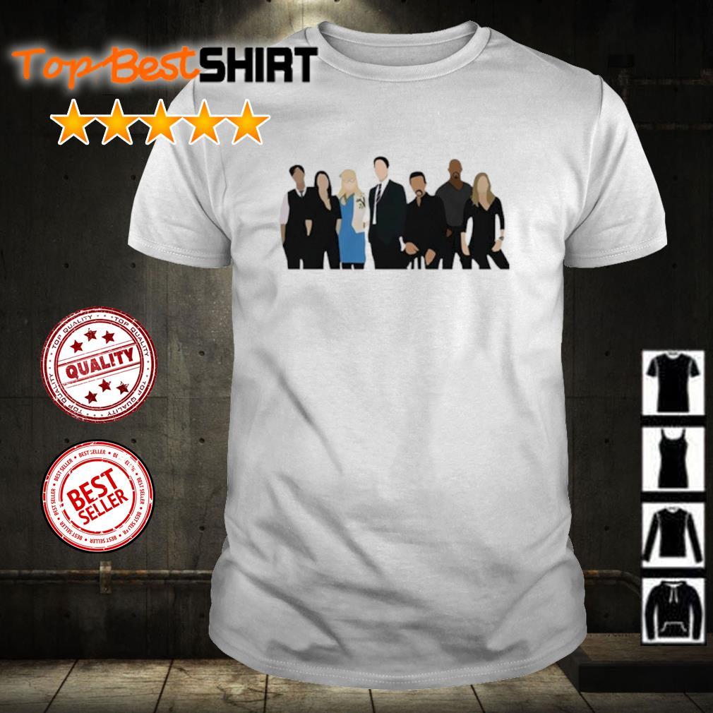 Criminal Minds Faceless shirt