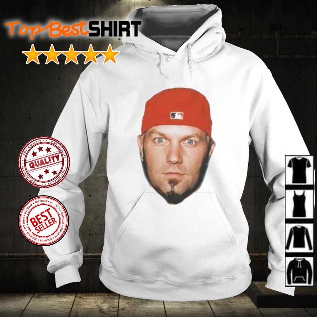Face Fred Durst s hoodie