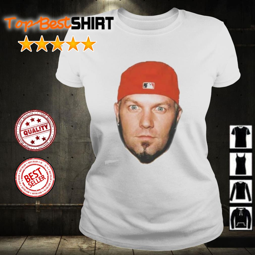 Face Fred Durst s ladies-tee