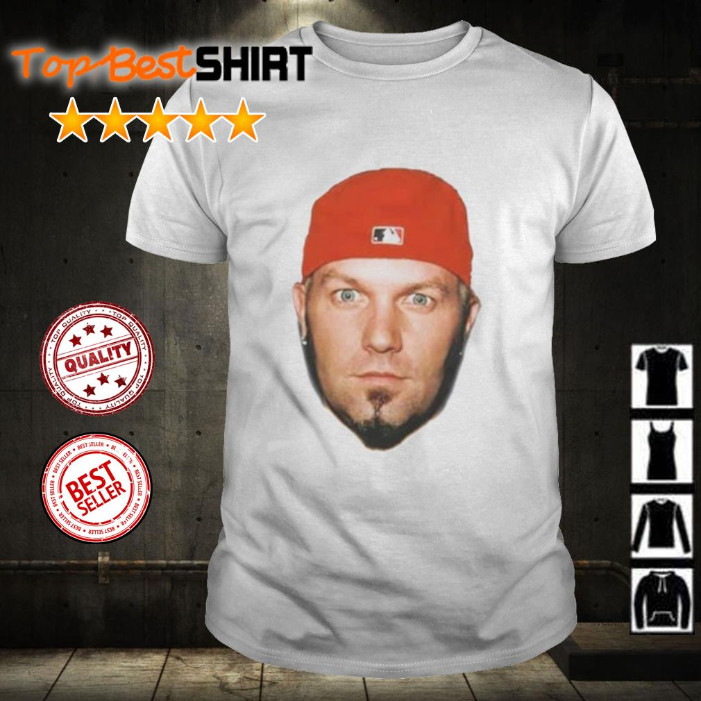Face Fred Durst shirt