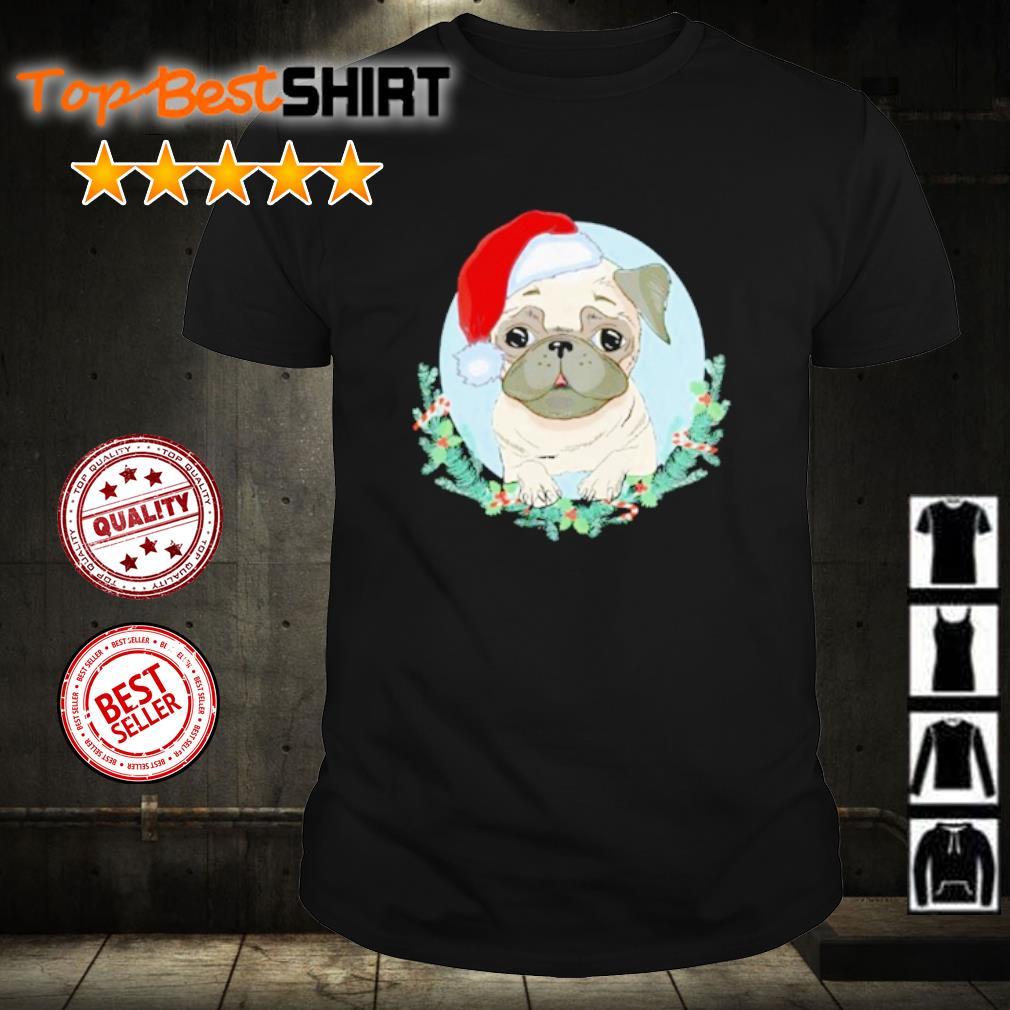 Merry Christmas Pug Santa sweater