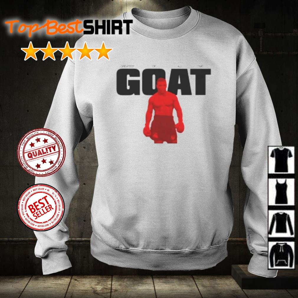 Mike Tyson goat s sweater