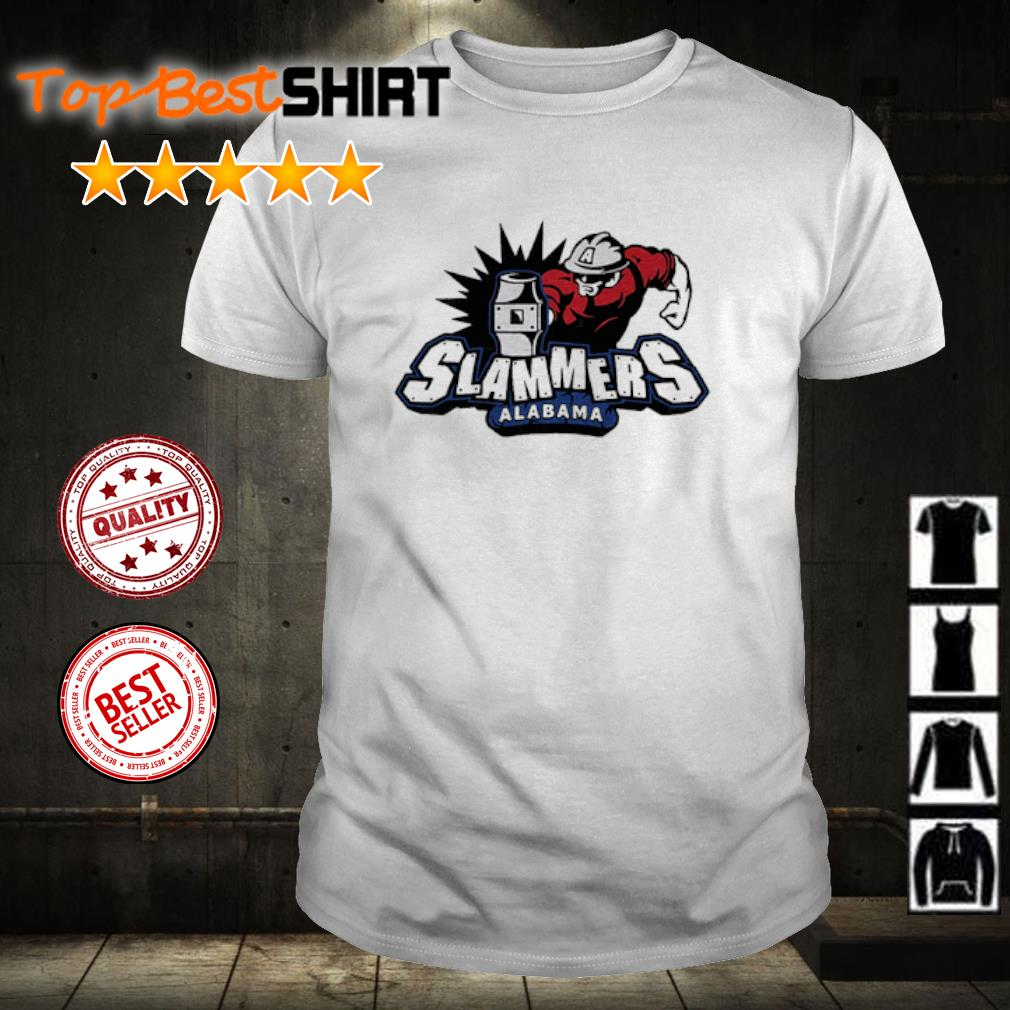 Slammers Alabama Hockey shirt