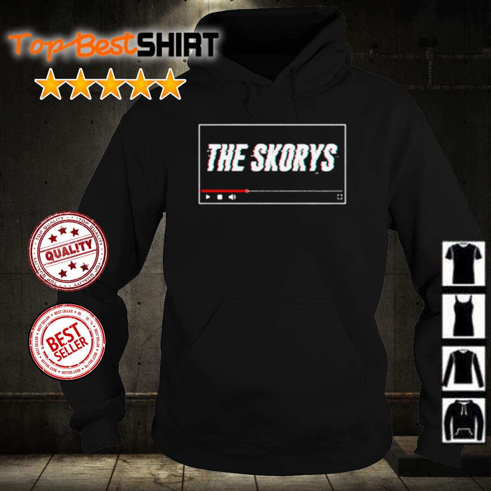 The skorys glitch s hoodie