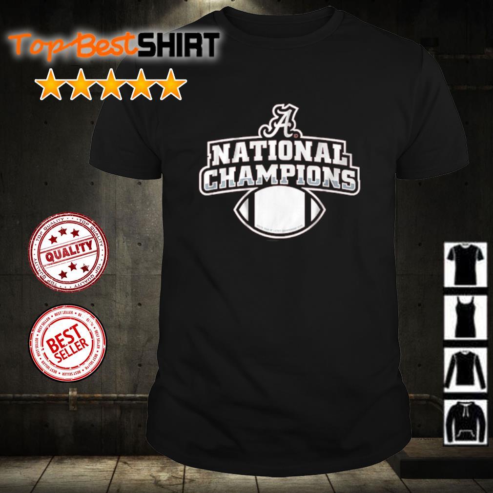 Alabama National Champions shirt
