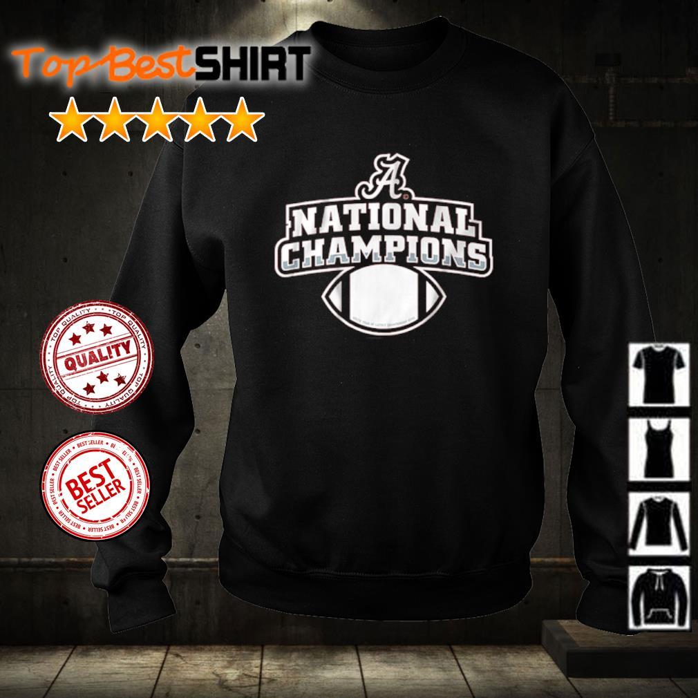 Alabama National Champions s sweater