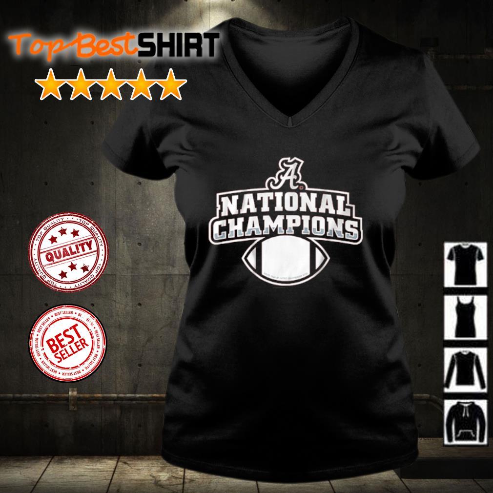 Alabama National Champions s v-neck-t-shirt